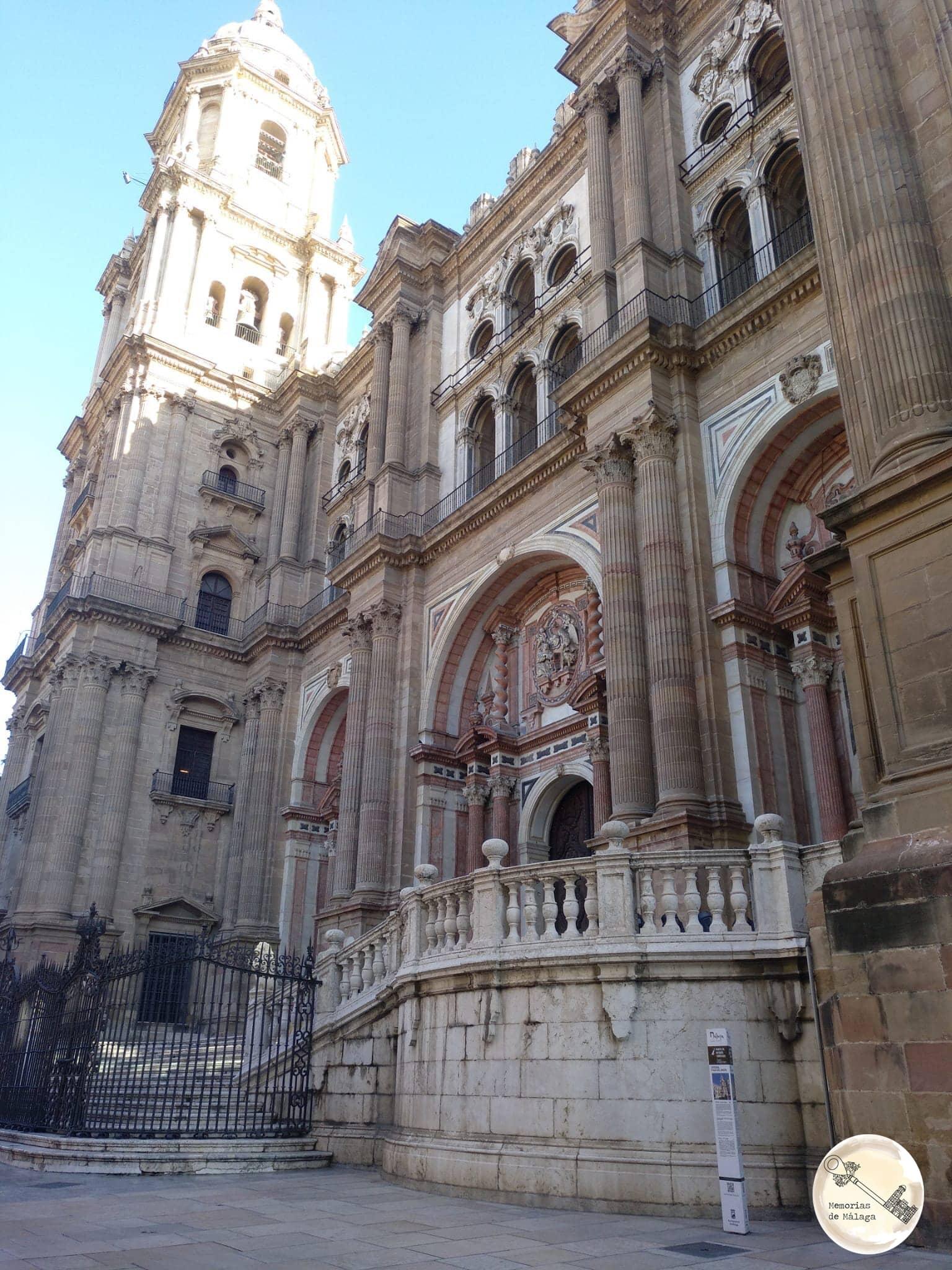 Catedral de Málaga Memorias de Málaga