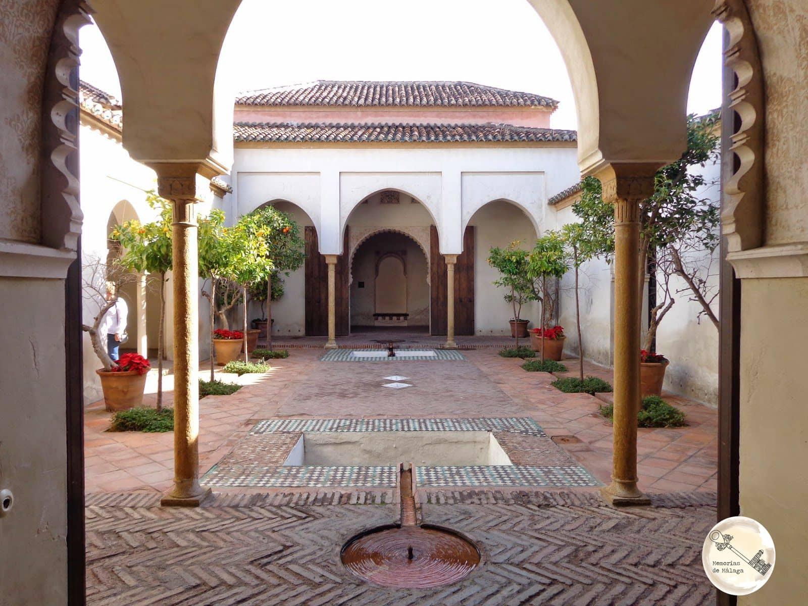 Alcazaba de Málaga Memorias de Málaga
